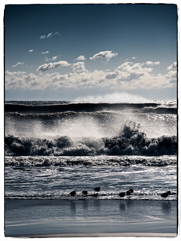 Dramatic Ocean