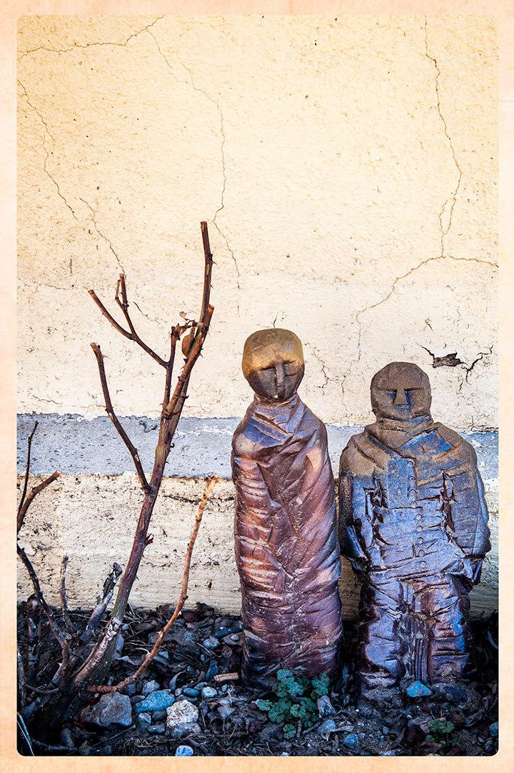Hidden Statuettes