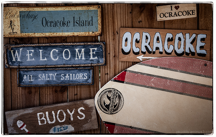 Ocracoke Welcome