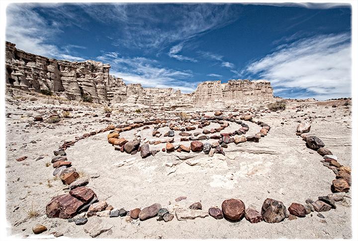 Plaza Blanca - Labyrinth