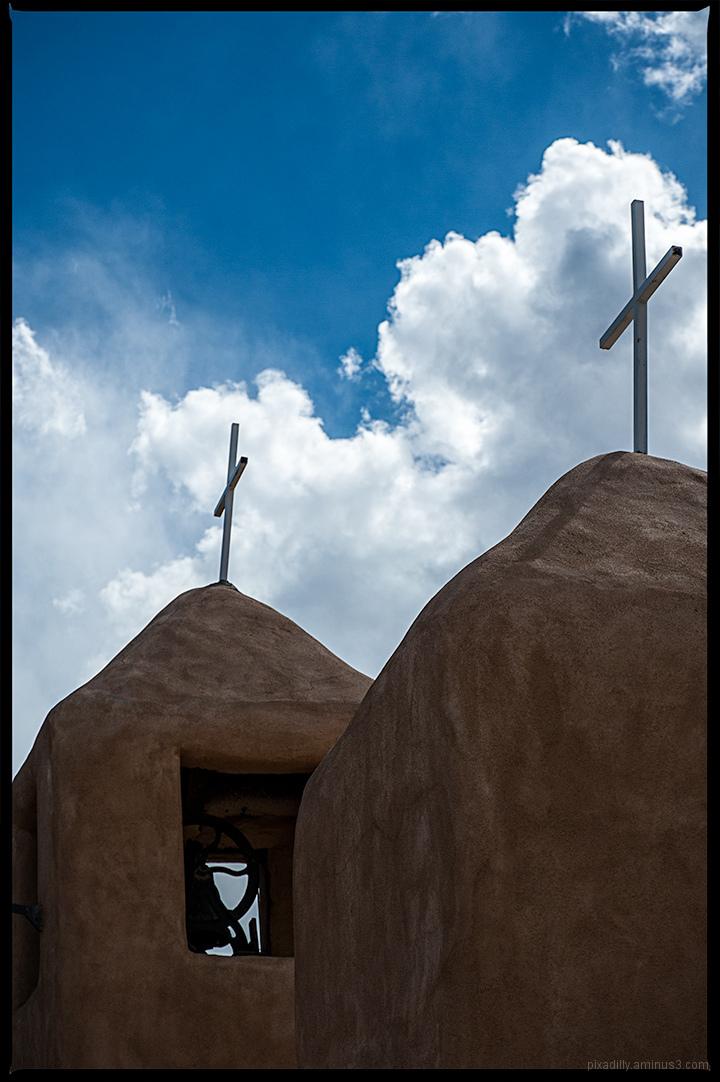 Dolores Church Crosses