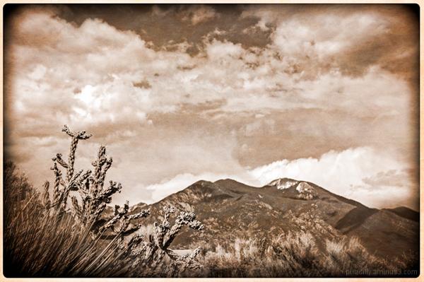 Our Taos Mountain View