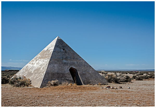 Architecture:  Taos Pyramid