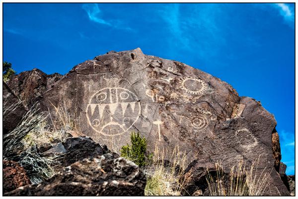 Petroglyph Four