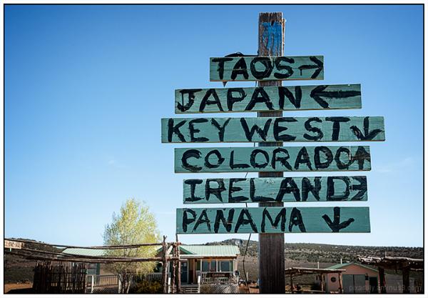Taos to Panama