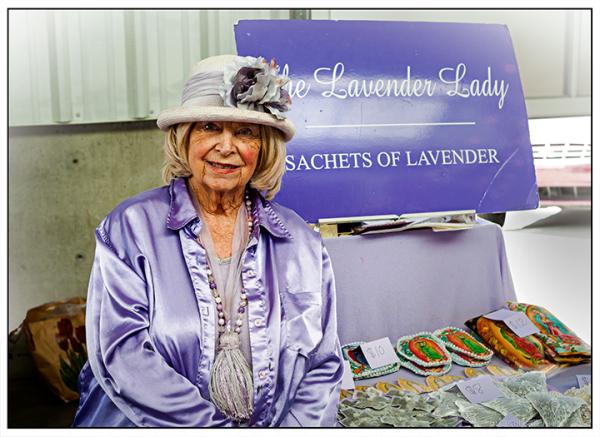 The Lavendar Lady