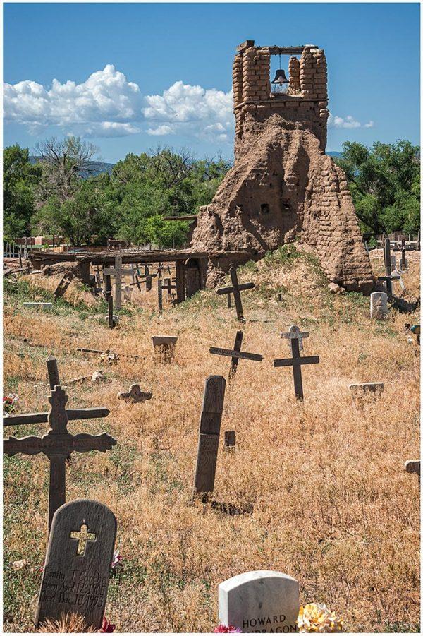 Old Church - Taos Pueblo