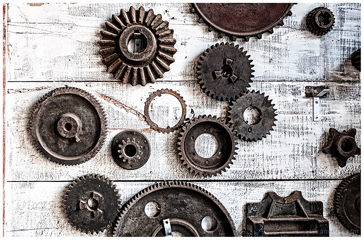 Wall of Gears