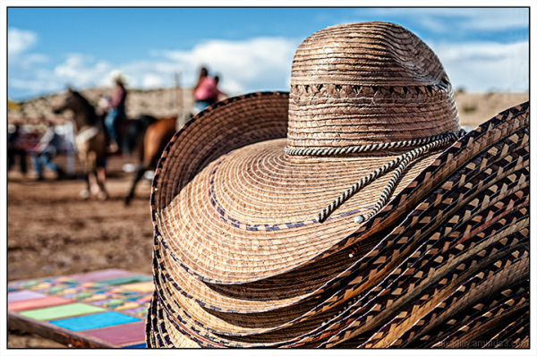 Hats:  Rodeo Hats