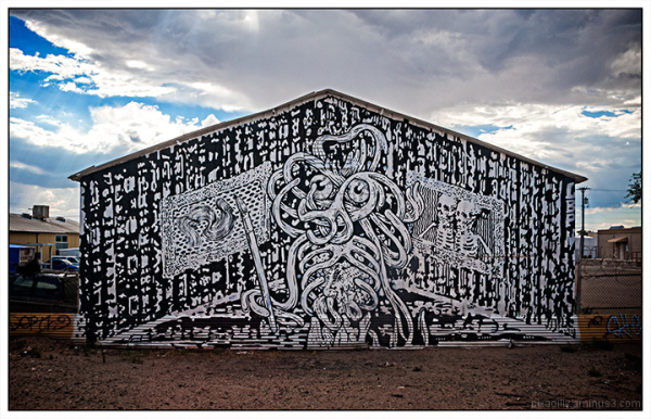 Amazing Graffiti House # 1
