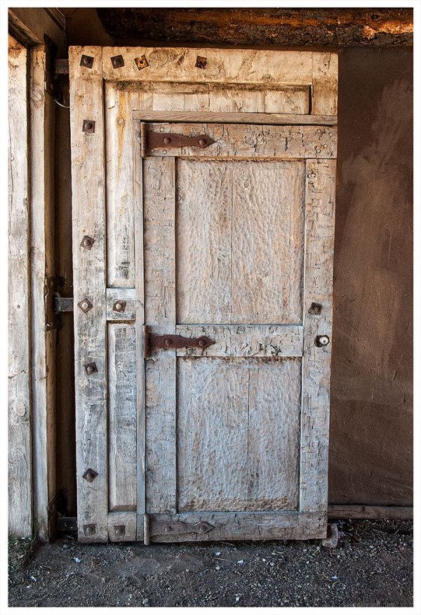 Doors:  Hacienda