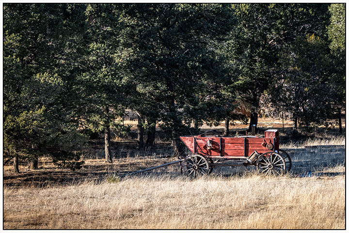 Roadside Wagon