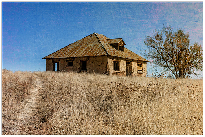 Abandoned House on Hill