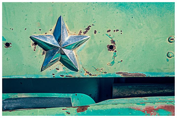 Old Cars:  El Prado Star