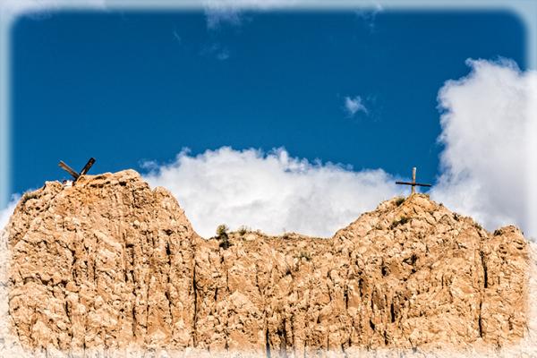 Crosses in the Sky