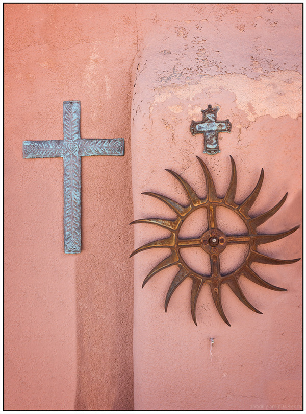 Crosses and Wheel
