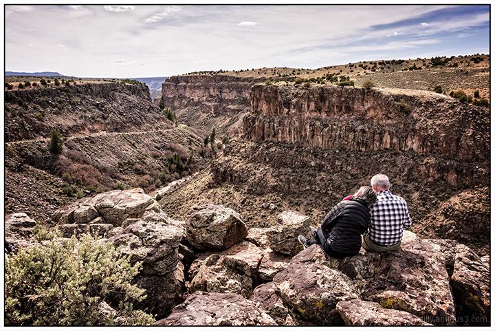 Romance Above the Gorge
