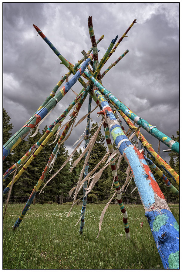 Wind Wishes Tipi