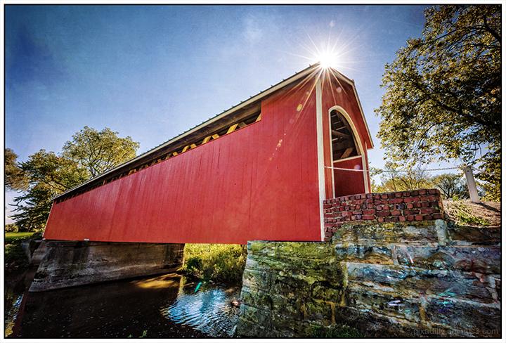 Mull Covered Bridge