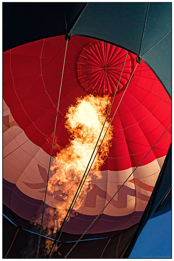 BalloonFest 2015:  Fired Up and Ready to Go