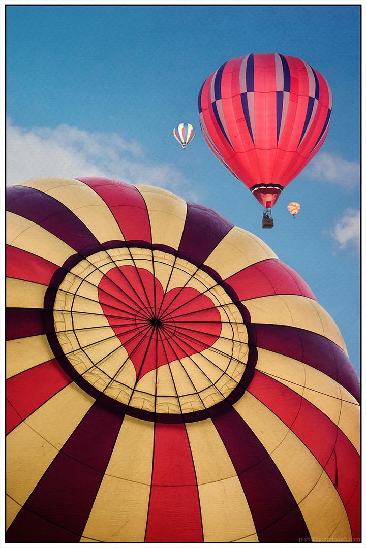 BalloonFest 2015:  Love Ballooning