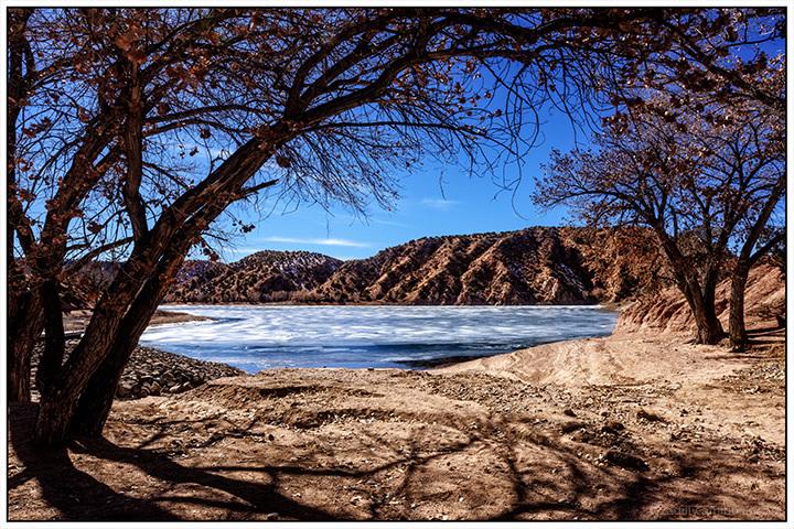 Santa Cruz Lake