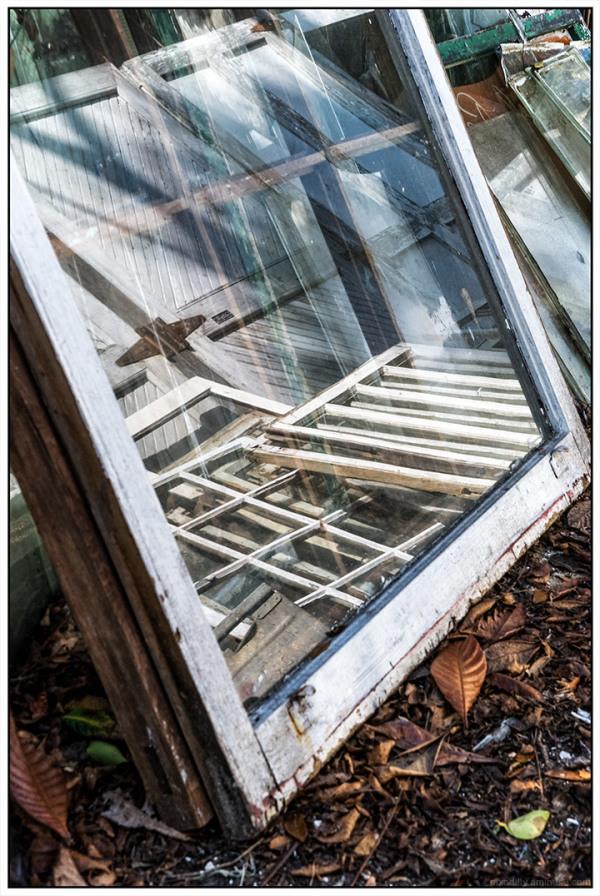 Window Panes:  Reiminaged