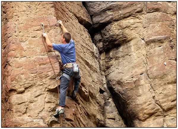 Technical Climber