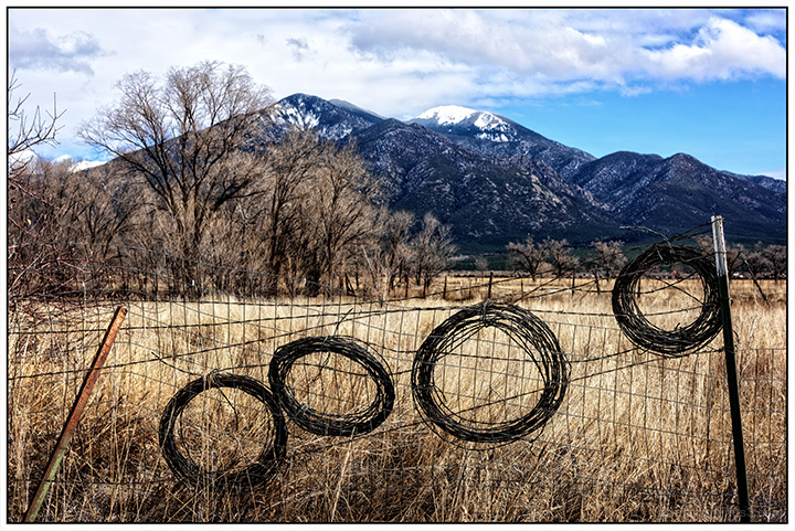 Rings of Wire