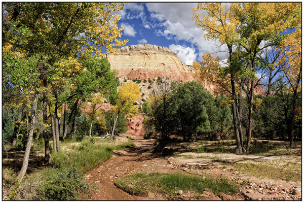Autumn Arroyo - Ghost Ranch