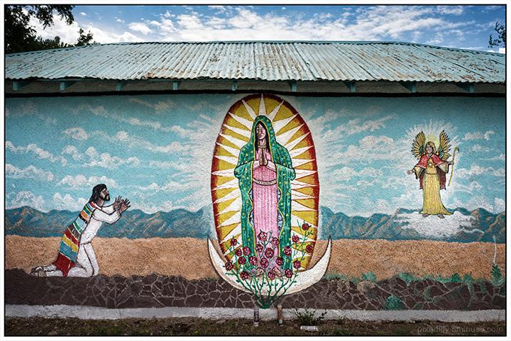 Carrizozo Guadalupe Mural