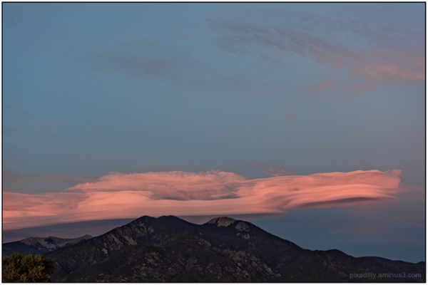Sunset Lenticulars