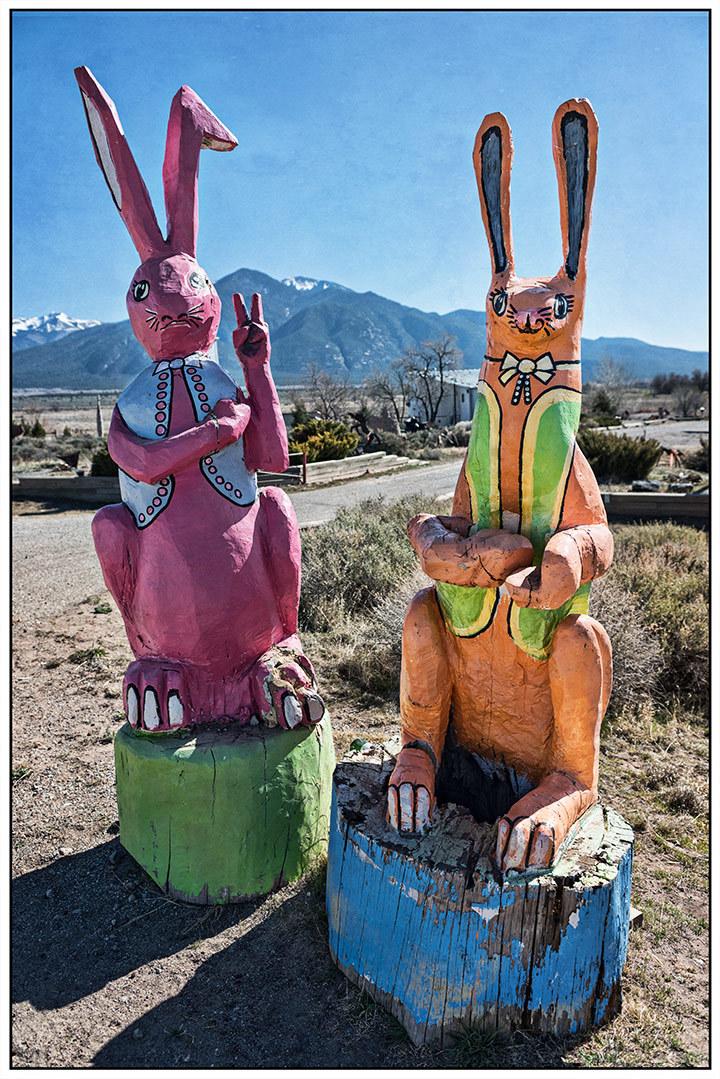 Easter Bunnies ?