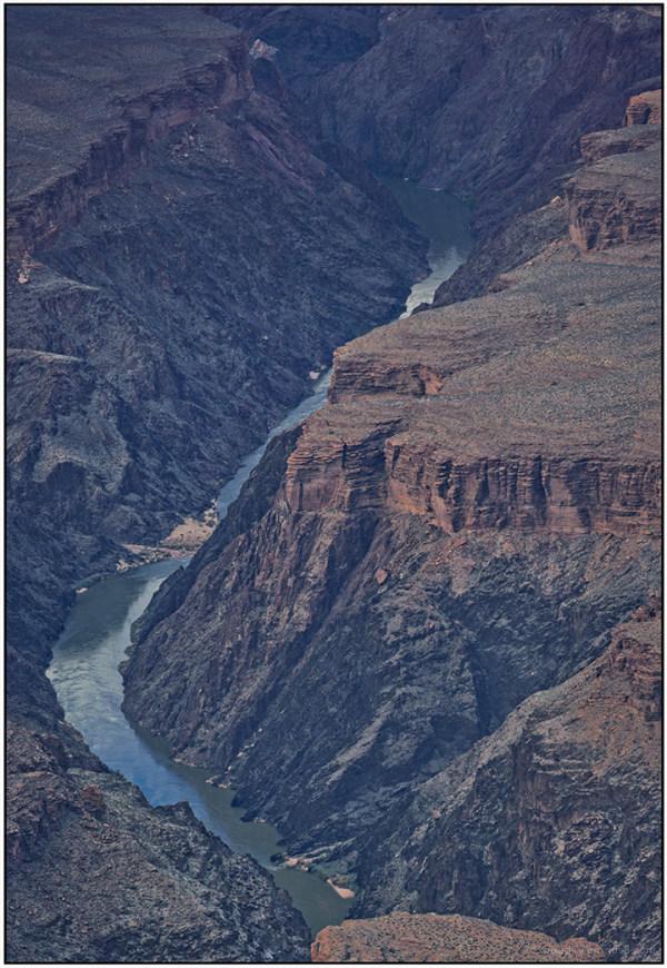 Colorado River - Pima Point