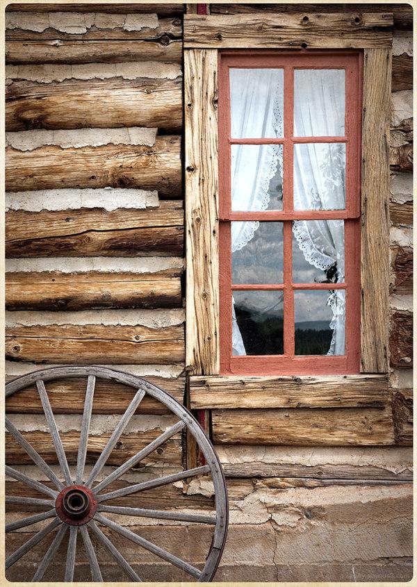 Window and Wheel