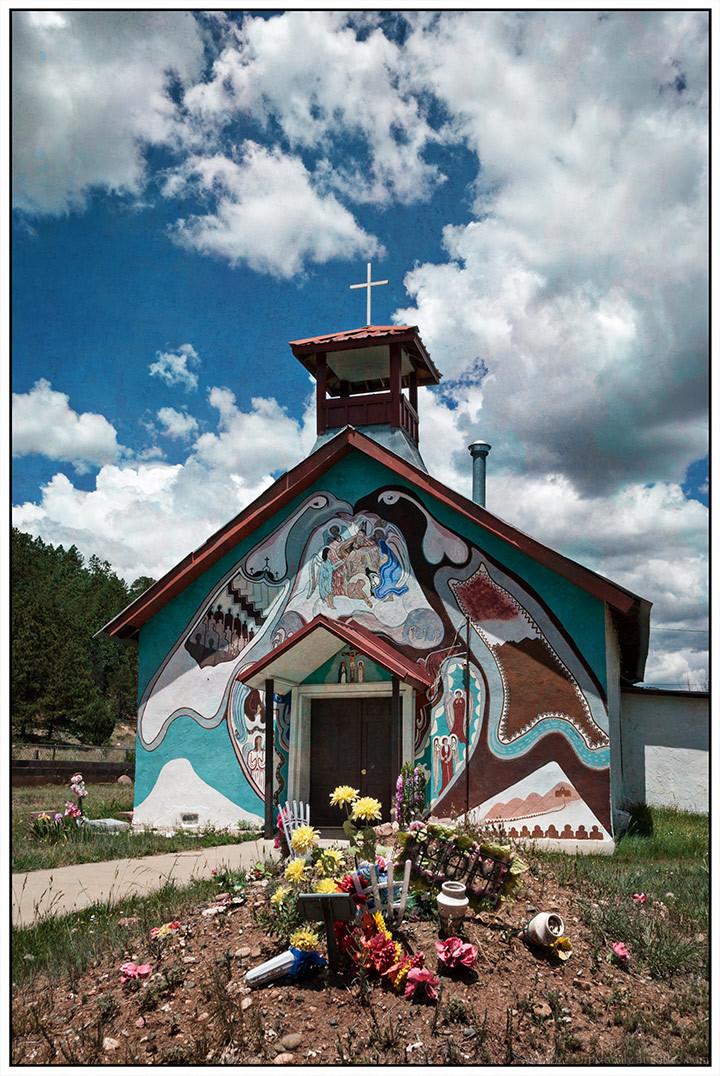 Unknown Church