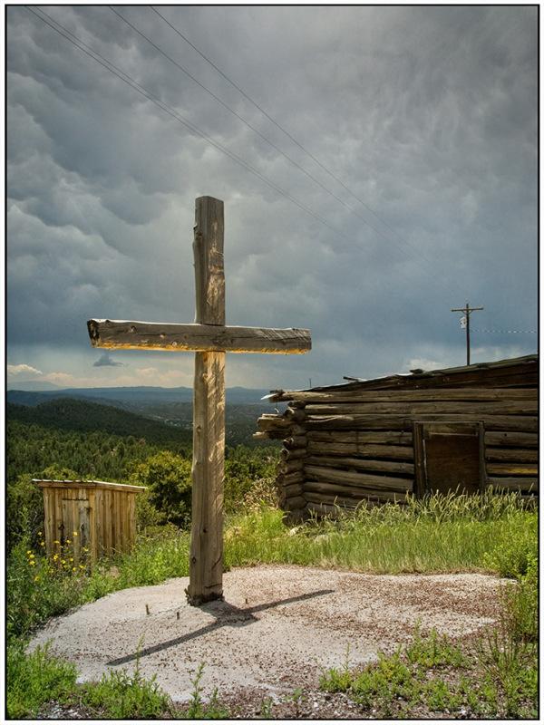 Truchas Cross
