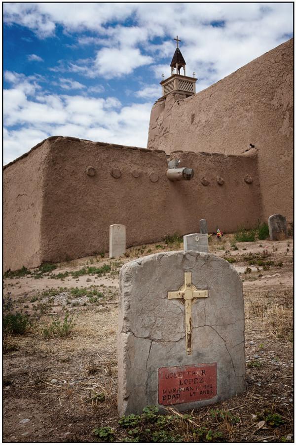 Trampas Graveyard