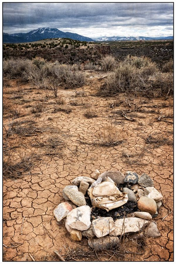 Taos Plateau Firepit