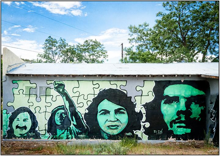 Peltier, Marley, Huerta, Che