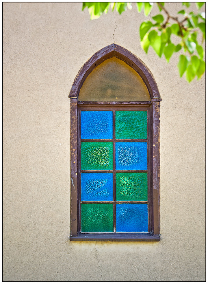Windows:  Church