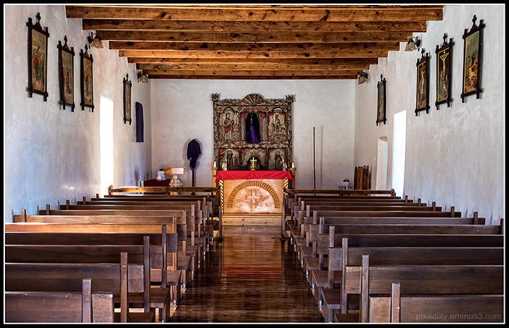 San Juan de los Lagos Chapel Interior