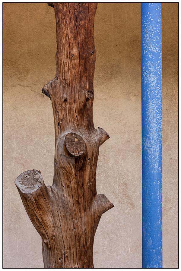 Minimalism:  Poles