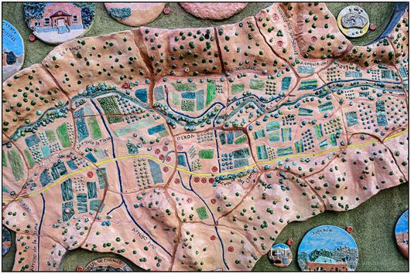 Ceramics:  Map