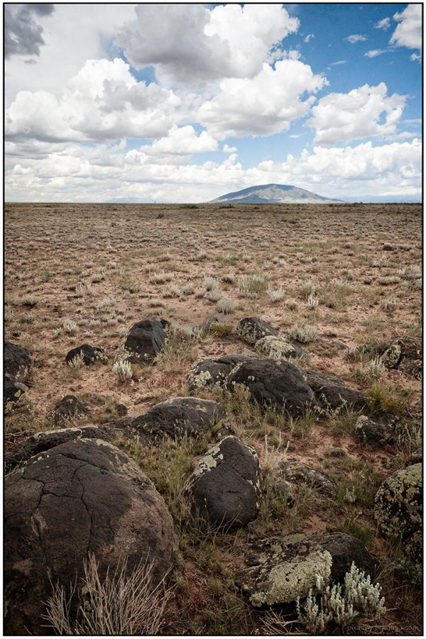 Local Landscapes:  Taos Plateau and Ute Mountain