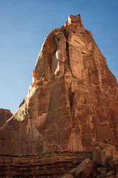 Pointed Peak at Arches