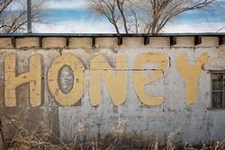 Sweet Words:  Honey