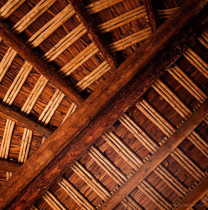 Geometries:  Kiva Ceiling