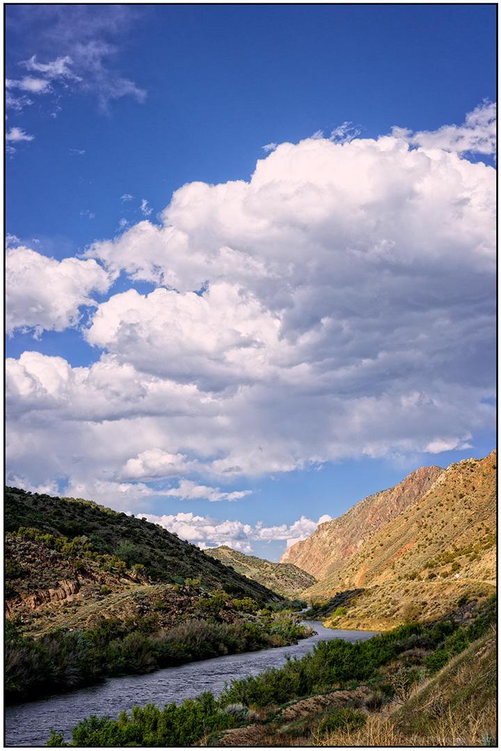 Bend in the Rio Grande