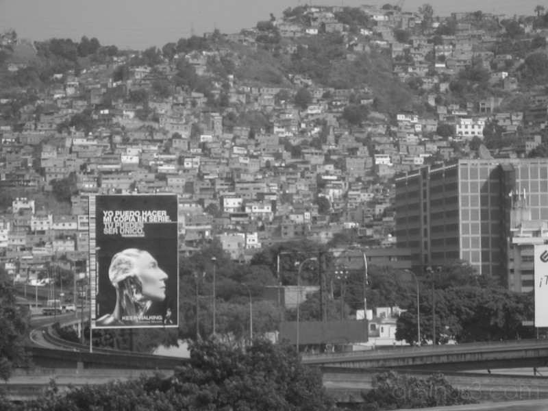 A view of Caracas